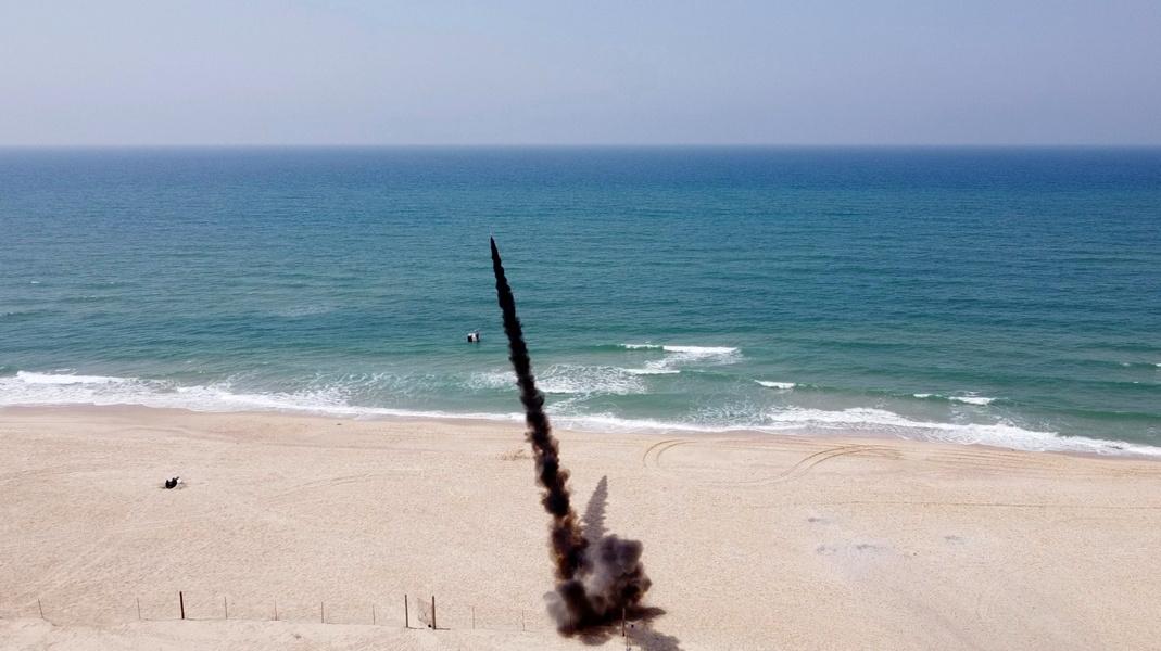 Израиль разблокировал рыболовную зону у берегов Газы