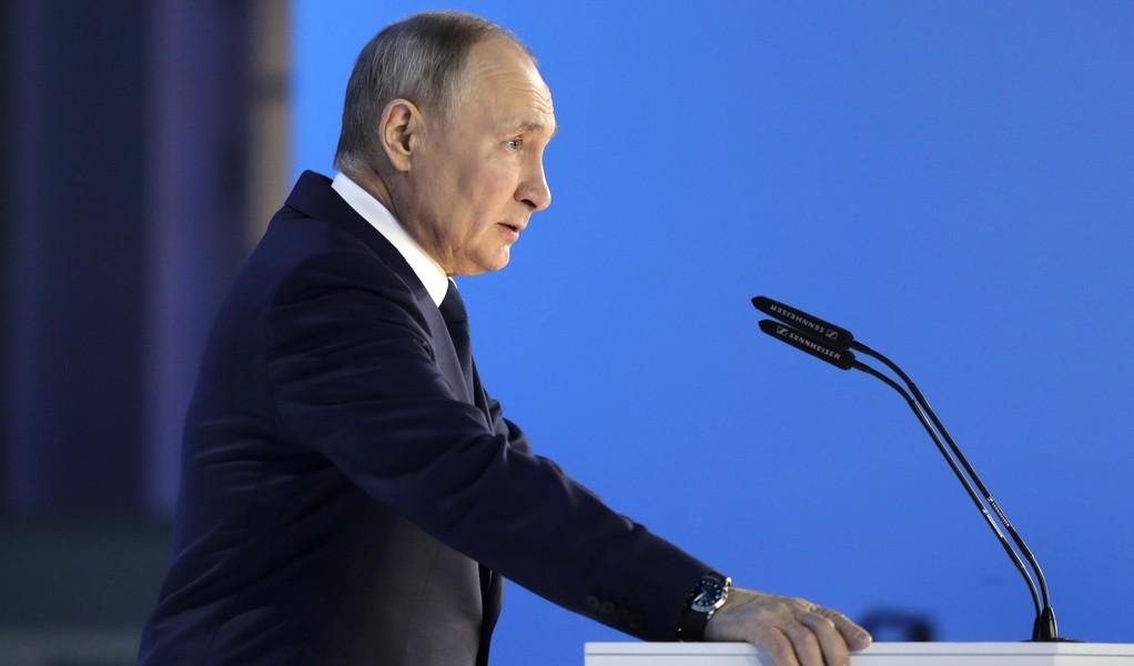 Путин призвал обе стороны конфликта остановить насилие