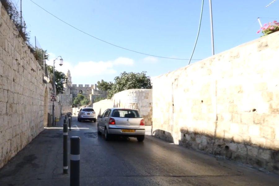 В Старом городе Иерусалима открылась новая автостоянка