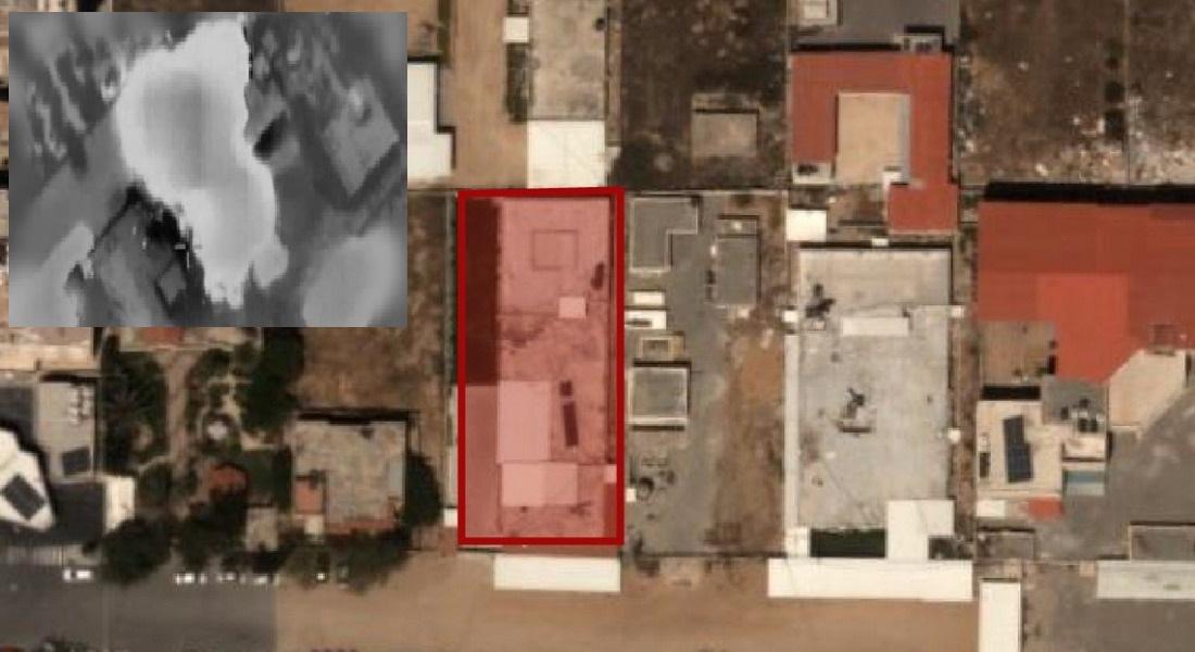 Израильская авиация разбомбила штаб разведки ХАМАСа