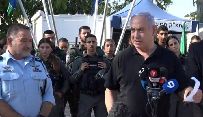 Нетаниягу пригрозил арабским и еврейским погромщикам административными арестами и армией
