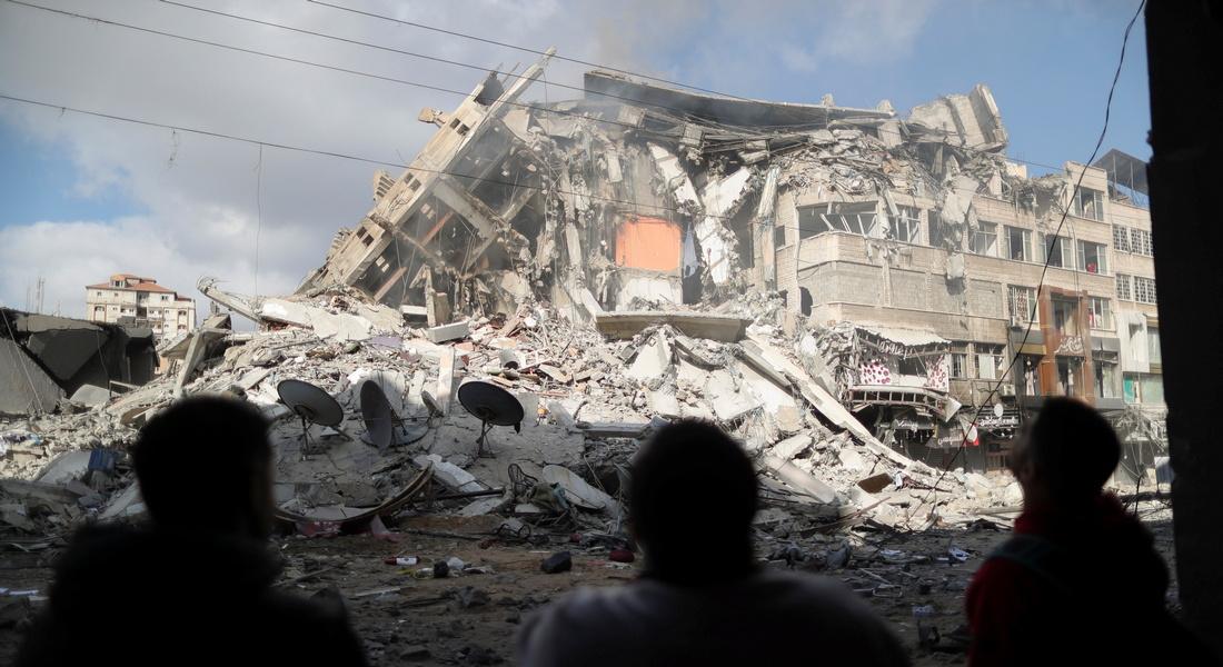 ООН: 52 тысячи жителей сектора Газа стали бездомными