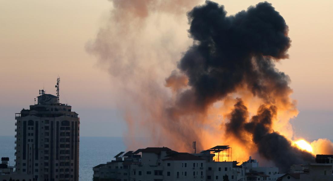 Бой продолжается: удары по верхушке ХАМАСа в Газе, комендантский час в Лоде