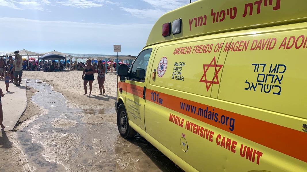 Массовое отравление хлором на севере Израиля: свыше десятка пострадавших госпитализировано