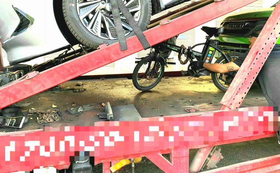 Редкое событие в Тель-Авиве: суданец лишился велосипеда из-за анализа мочи
