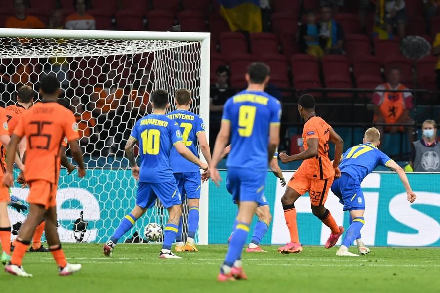 Голландскую высоту не взяли, чести не проиграли: сборная Украины достойно стартовала на Евро-2020