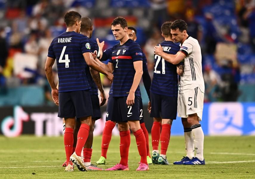 Франция превратилась в Германию лучших образцов, Германия — во Францию образца 1982 и 1986 годов