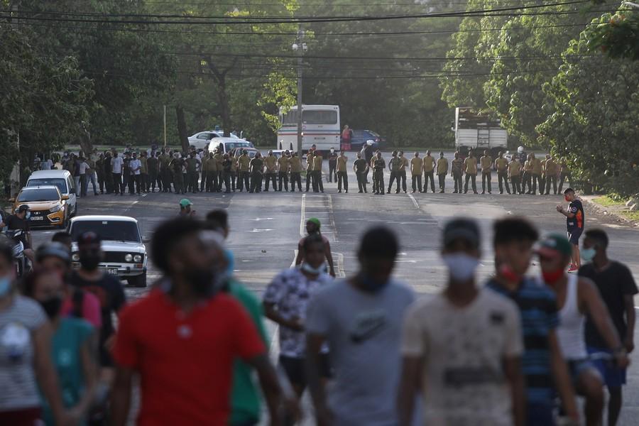 На Кубе при странных обстоятельствах умерли сразу пять генералов