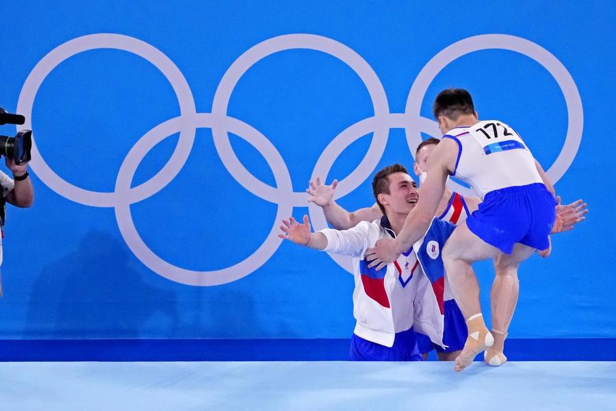 Золотая — Россия, Великая — вторая