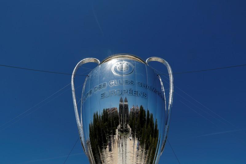 Лига чемпионов: как фанера от Парижа...