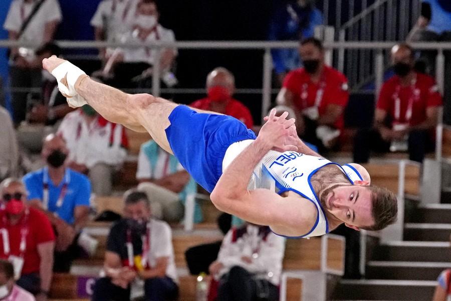 Взлетел выше солнца!!! Артем Долгопят стал вторым в истории Израиля олимпийским чемпионом