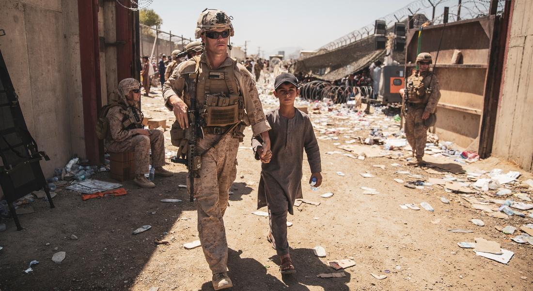 А был ли мальчик? В США несколько ведомств начали расследование, связанное с решением Байдена вывести войска из Афганистана