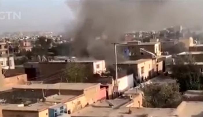 Неизвестные обстреляли ракетами Кабул