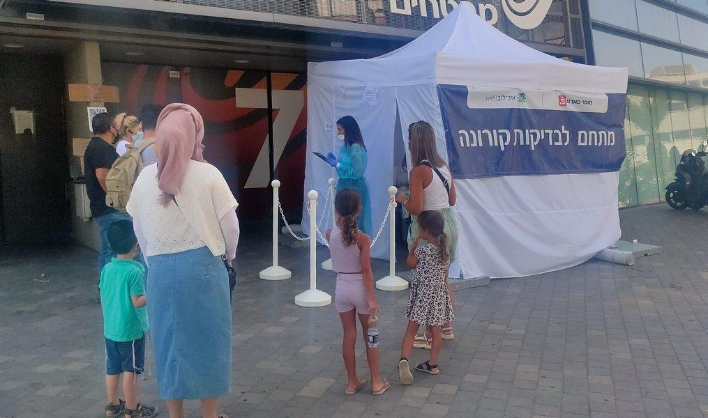 Коронавирус в Израиле: все очень оптимистично (кроме смертности)