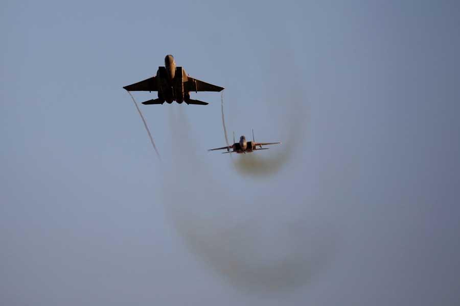 Израиль: по террористам будет нанесен мощный авиаудар, наземная операция пока не планируется