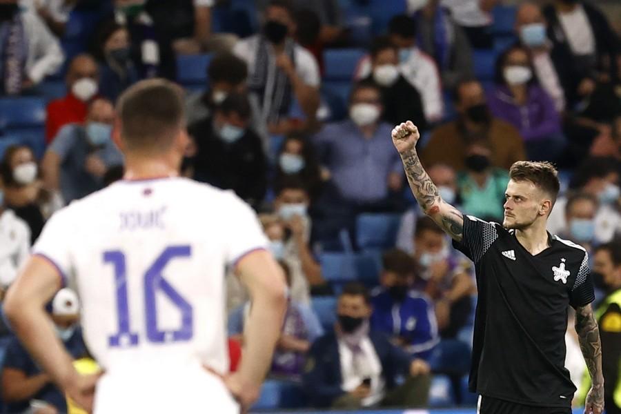 """""""Реал"""" победили, а вот правительство Молдавии пока нет: """"Шериф"""" не может получить бонусы за победы в Лиге чемпионов"""