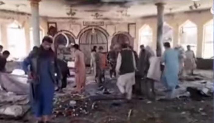 Число жертв теракта в афганской мечети превысило 60