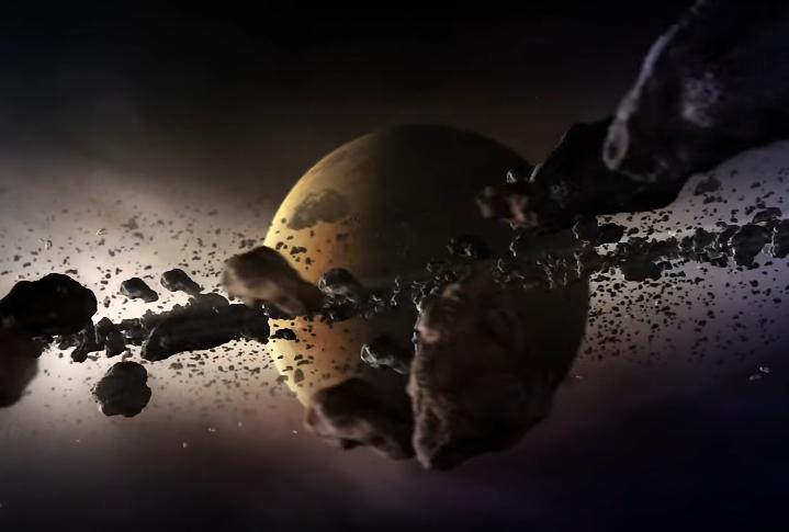 """""""Люси"""" отправилась в 12-летнее путешествие к троянцам Юпитера"""