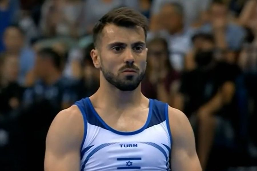 Израильтянин Андрей Медведев стал бронзовым призером чемпионата мира по спортивной гимнастике