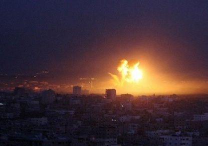 Война, день седьмой: ракеты над Тель-Авивом, ВВС Израиля над сектором Газа, никто не хочет уступать (информация обновляется)