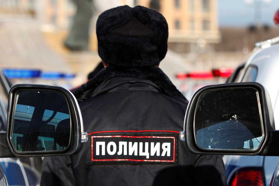 """В Зачачье полиция разогнала """"акцию снеговиков"""", физически истребив ее участников"""