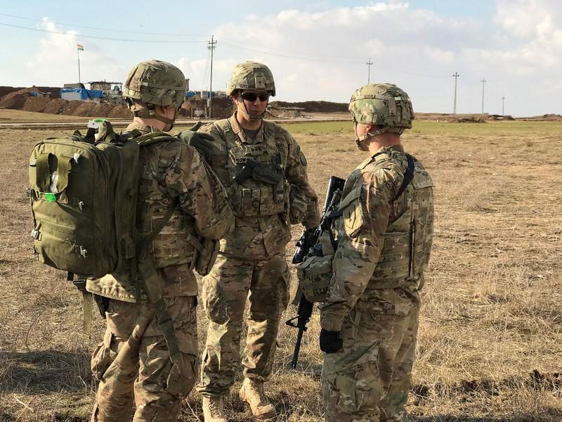 Мы из Сирии ушли, из Афганистана ушли и из Ирака тоже уйдем: Байден свертывает американский контингент