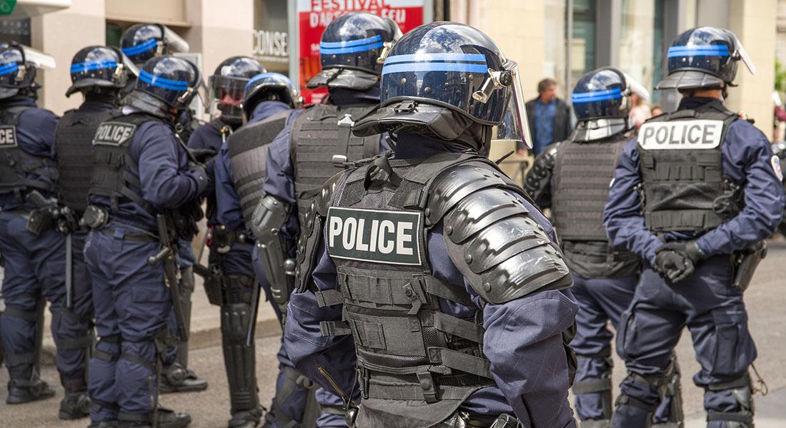 Полмиллиона евро за 4 минуты: стремительное ограбление ювелирного магазина во Франции