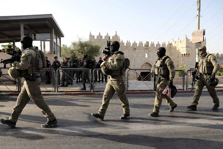 """Отголоски """"Марша флагов"""": в Иерусалиме по инерции продолжают бунтовать арабы"""