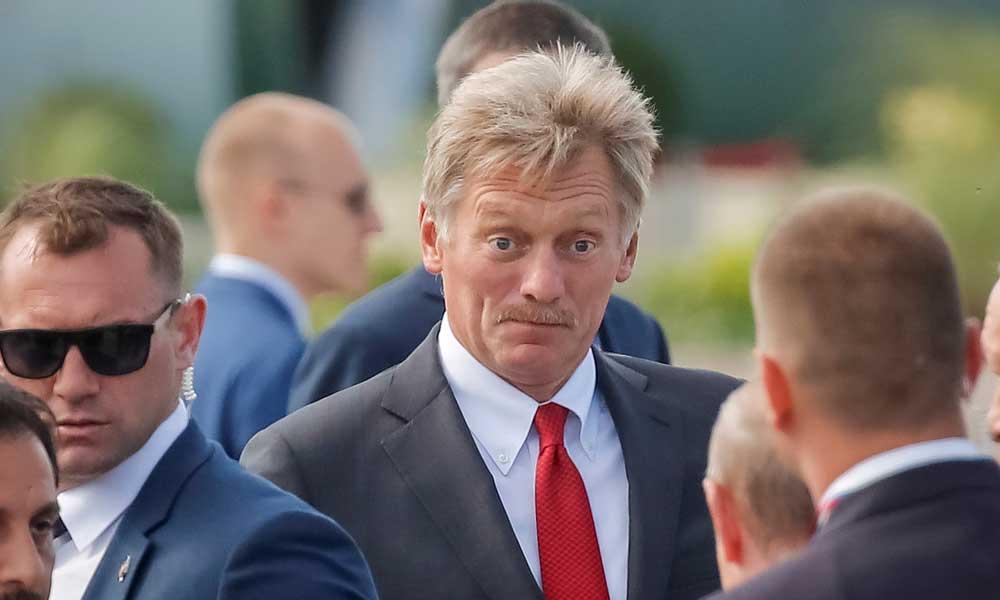 В списках не значился: пресс-секретаря президента России не пустили на каток на Красной площади