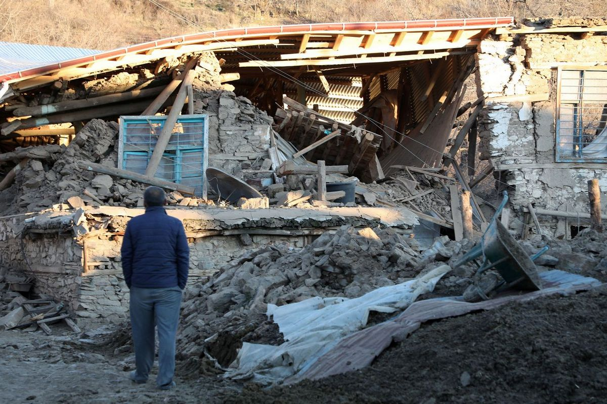 Землетрясение в россии сегодня