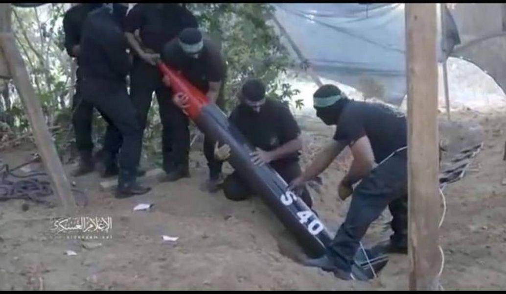 Параллельно обстрелу Иерусалима – ракеты по Ашкелону и Сдероту