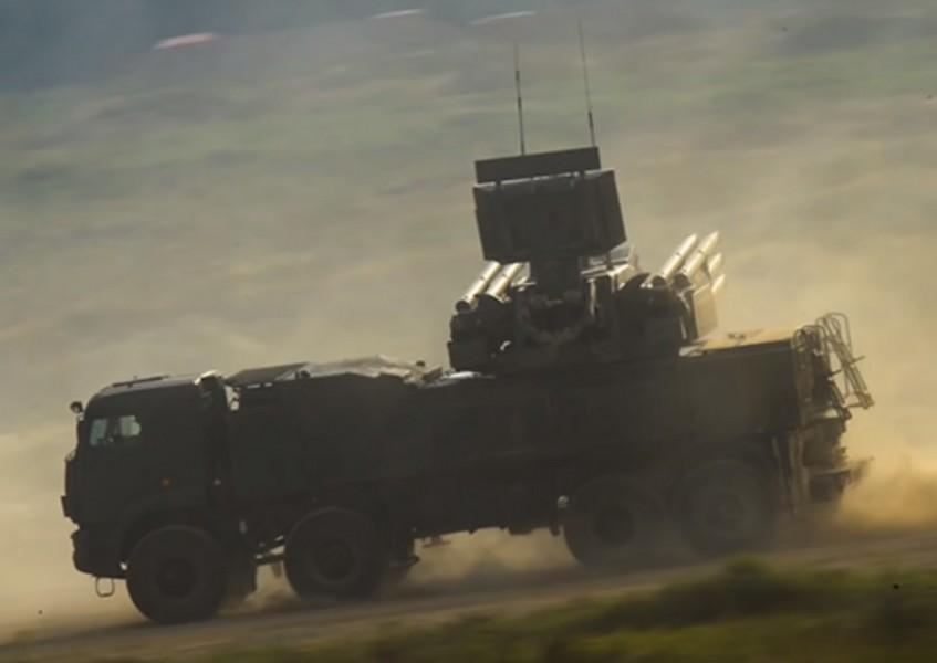 В Москве неожиданно заявили, что российские комплексы ПВО помогли сирийцам отбить атаку Израиля