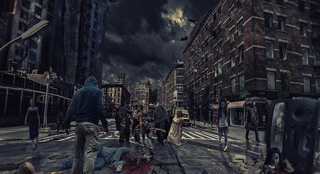 2020 – было плохо, 2021 – будет еще хуже: в США готовятся к зомби-апокалипсису