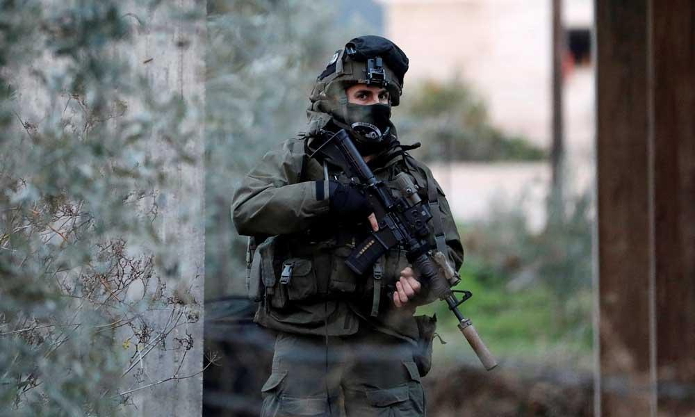 Попытка теракта в Хевроне: нападавший ранен