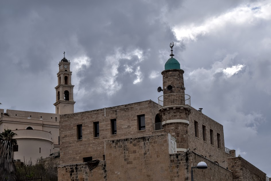Погода в Израиле: прохладно и местами дождливо