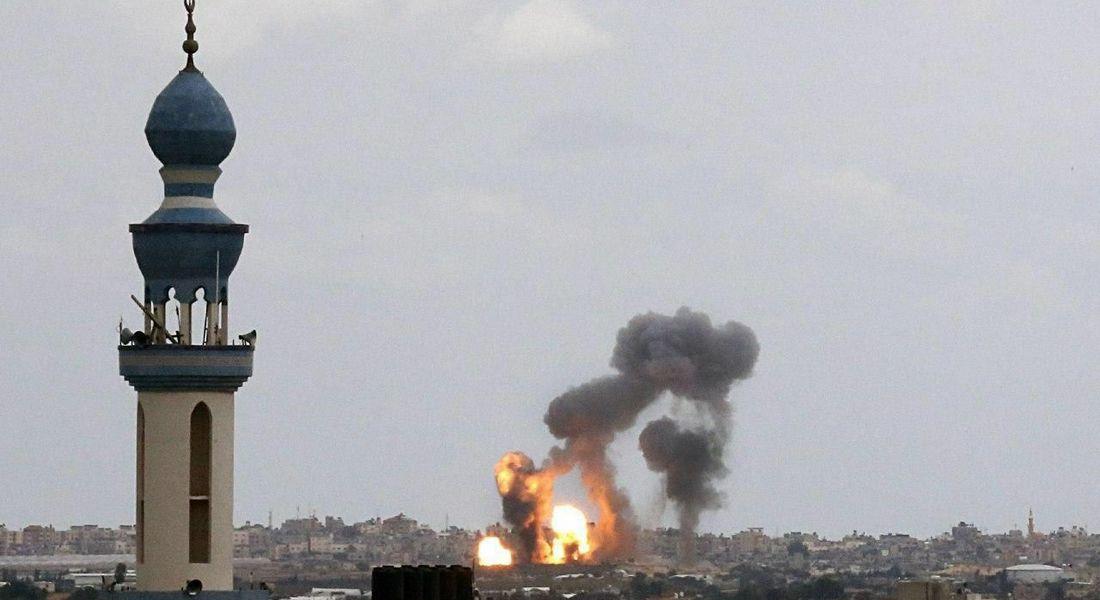 Из сектора Газа сообщают о гибели троих детей в результате ответного огня ЦАХАЛа