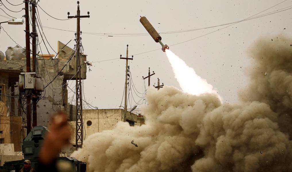 Ракета из Газы перелетела через забор, обошлось без жертв и разрушений