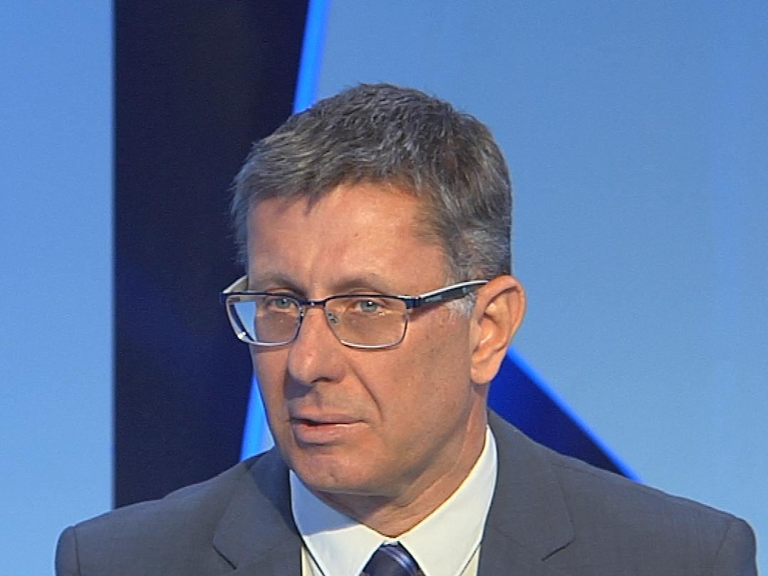 9 TV - Михаил Лобовиков о коалиционных переговорах